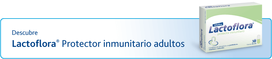 Lactoflora protector inmunitario adultos