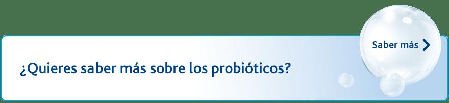 Lactoflora y probióticos