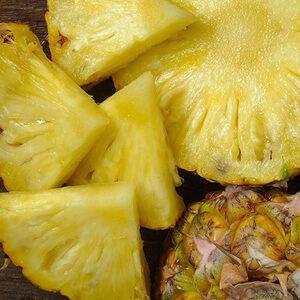 alimentos fermentado de piña