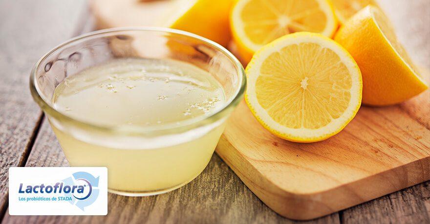 Alimentos que mejoran la digestión: El limón