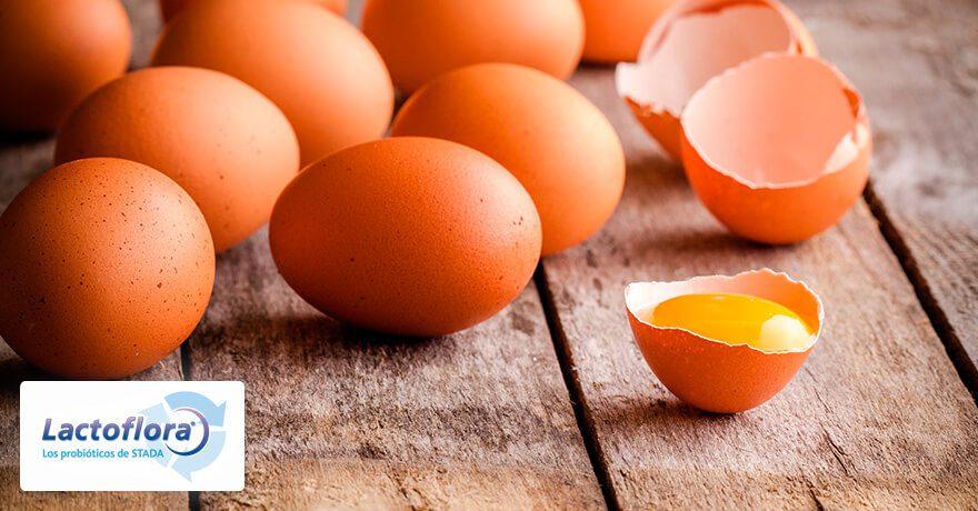 Alimentos que mejoran el estado de ánimo: Los huevos
