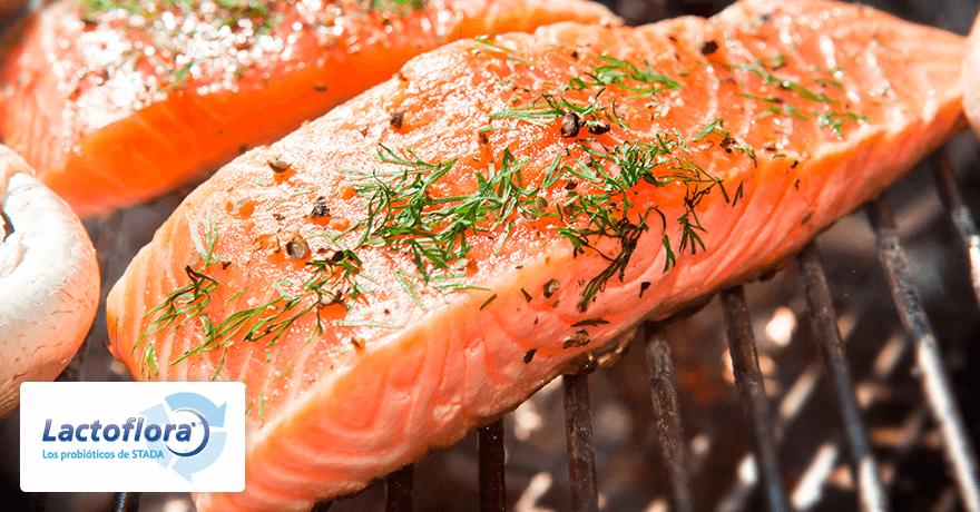 Alimentos saludables: Salmon