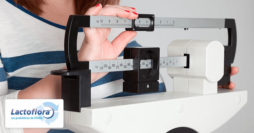 Obesidad y probióticos