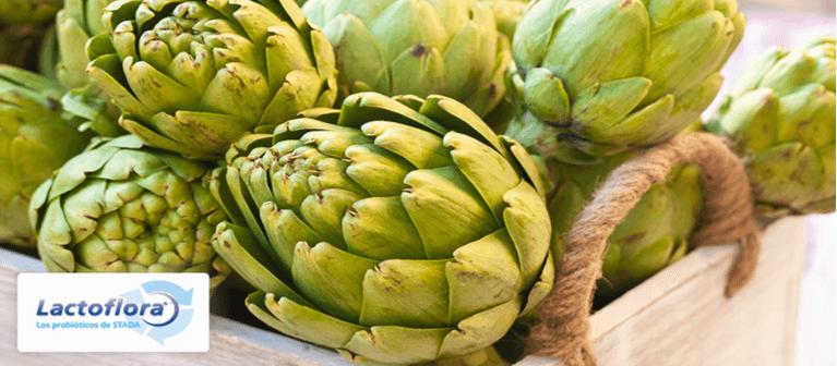 alimento saludable: alcachofa