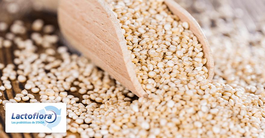 Alimentos que mejoran el estado de ánimo: Quinoa