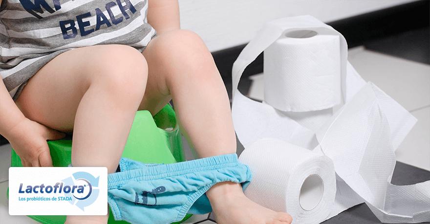 diarrea en niños y probioticos