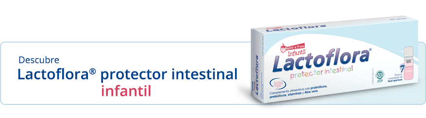Protector intestinal para niños