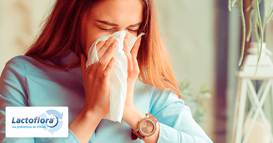 Microbiota e infecciones respiratorias
