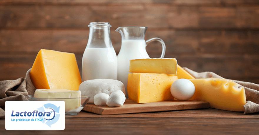 Intolerancia a la lactosa y microbiota