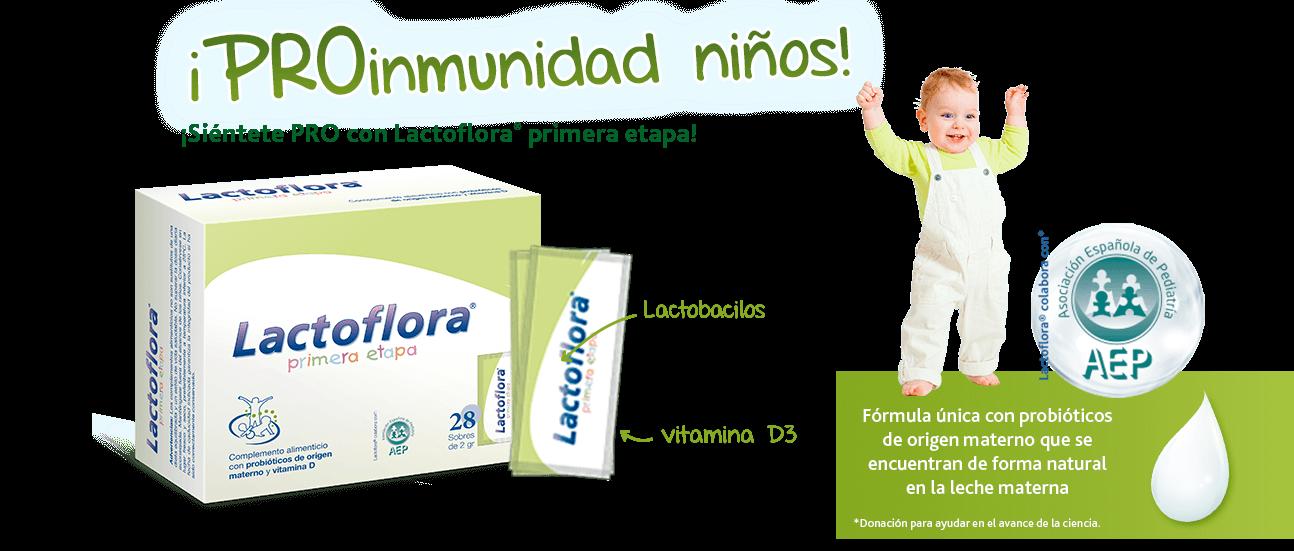 Protector sistema inmunitario niños