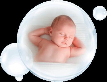 aliviar colicos en bebes