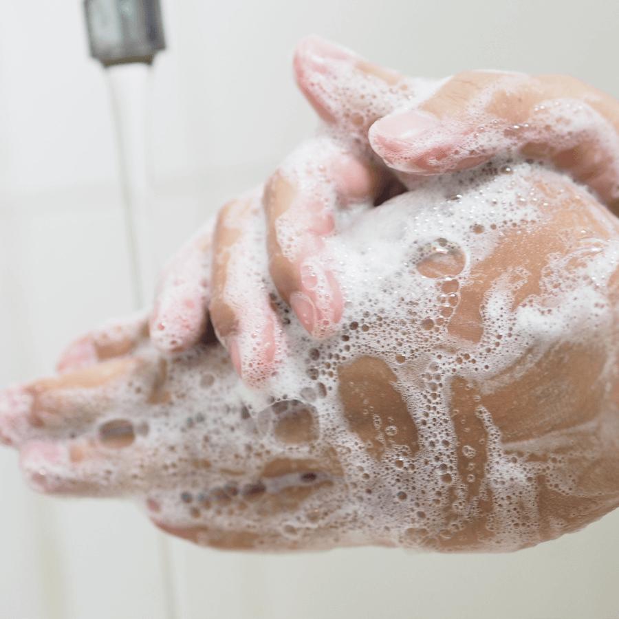 Higiene excesiva