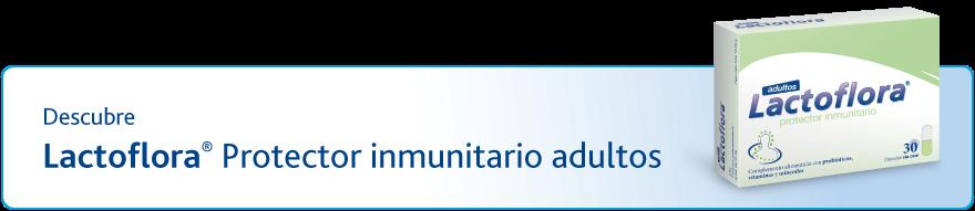 Protector inmunitario para adultos