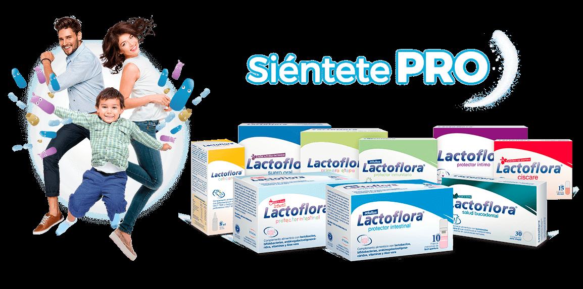 Probióticos Lactoflora
