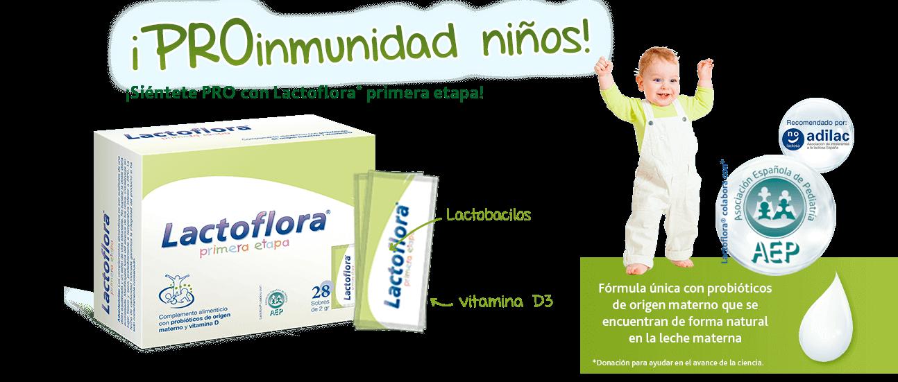 probioticos en sobres para niños