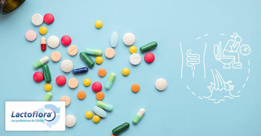 clostridium difficile y diarrea por antibioticos