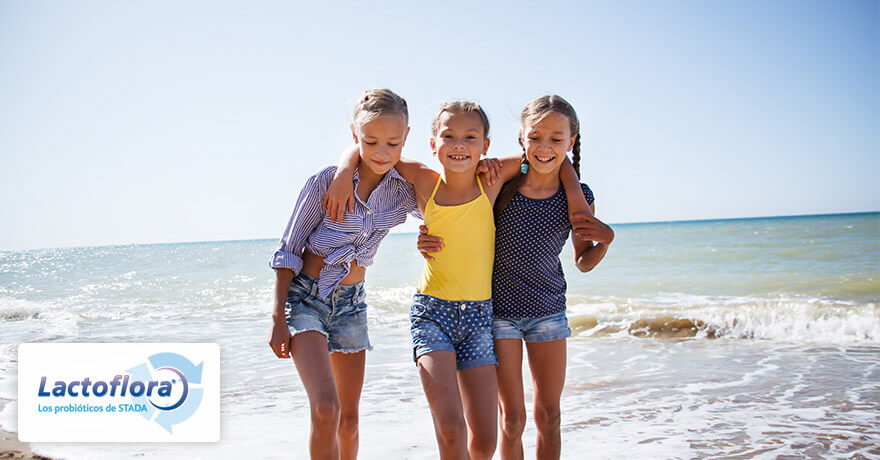 ¿Por qué las niñas no sufren vaginosis bacteriana?