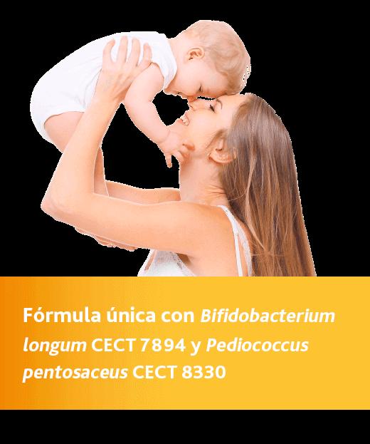 Lactoflora probioticos niños