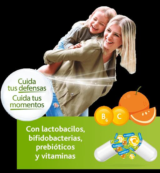Refuerzo sistema inmunitario niños