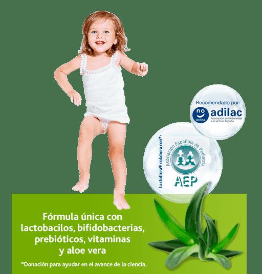 Protector intestinal niños